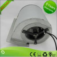 Best Ec Motor 48V DC Double Inlet Centrifugal Fans / Dust Extraction Fan wholesale
