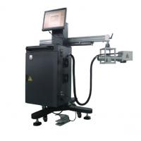 Quality Movable CNC Laser Marking Machine with Marking range 200 * 200mm wholesale