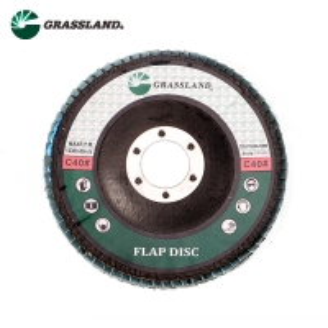 Best 115X22mm Aluminium Oxide 60 Grit Angle Grinder Flap Disc wholesale