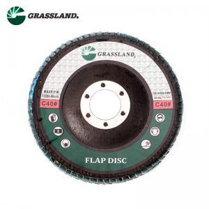 "Best Marble Granite 115mm 4 1/2"" Abrasive Silicon Carbide Flap Wheel wholesale"