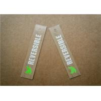 Best Durable Personalized Knitting Labels , Custom Printed Fabric Labels wholesale