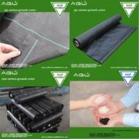 Best Factory supply 2017 black woven geotextile weed control mat for greenhouse floors /container nurseries wholesale
