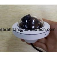 Best Mini Metal Dome Cameras, Vehicle Surveillance Mobile Cameras with Custom-made Logo Printing wholesale