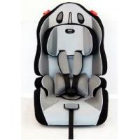 Best 2 In 1 HDPE / Knitted Fabric Safety Car Seats For Children Of 3 To 12 Years Old wholesale