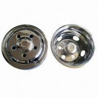 Buy cheap Stainless Steel Wheel Cover for Toyota Coaster from wholesalers
