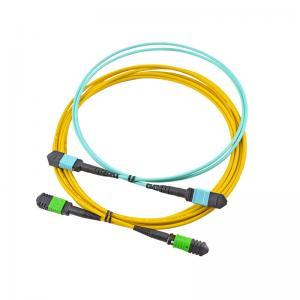 Best Reliable MPO MTP Patch Cord Fiber Optic Connectors Length Customized wholesale