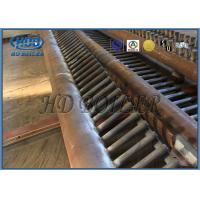 Best Energy Saving Boiler Headers And Manifolds , Coal Fired Heat Exchanger ASME Standard wholesale