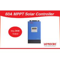 Best 1600W with Communication Port 100A Max 5200W 12V 24V 48V MPPT Solar Charge Controller wholesale
