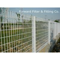 Buy cheap Safety Stadium SS 201 PVC Coated Fence , Green Coated Chain Link Fence from wholesalers