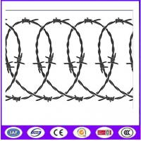 Buy cheap Zimbabwe Market Galvanized Double Barbed Wire from wholesalers