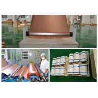 Best ED Copper Shielding Foil Roll 150kg - 600kg Roll Weight Good Etch Ability wholesale