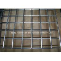 Cheap Electric Security Galvanized Welded Wire Mesh Panels With Europe Style for sale