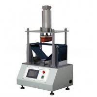 Buy cheap Cylinder drive Mobile Phone Testing Equipment For soft pressure test from wholesalers