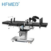 Best 300mm Sliding Orthopedic Operating Table Electric Hand Control With Black Memory Foam wholesale