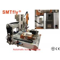 Best Customize 4 Axis Output 0.02MM Automatic Screw Driving Machine For PCB Panels wholesale