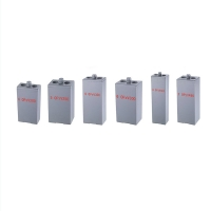Best 2V 200Ah 3000ah Solar Gel Batteries Tubular Lead Acid Battery 410mm To 827mm wholesale