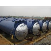 Best Large Scale Steam Brick / AAC Concrete Autoclave Φ2.68 × 31m / Pressure Vessel Autoclave wholesale