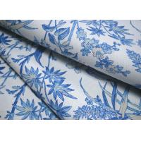 Best 12OZ Recycled Cotton Canvas With Printed / Natural Cotton Fabric For Bags wholesale