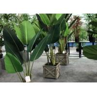 Modern Artificial House Plants Living Room Faux Traveller Tree Plastic Potted