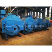 Best Industrial Gas Fired Steam Boiler WNS Style Stainless Steel Material wholesale