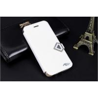 Cheap Luxury Wallet Crystal buckle flip Leather Case for iphone6 4.7Buckle Flip Phone for sale