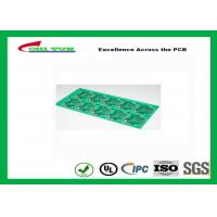 Best CEM-1 Material Single Sided PCB Panel  No X-out Allowed Lead free HASL PCB wholesale