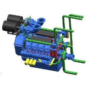 Best 60Hz 1375KVA Googol Generator Set wholesale
