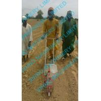 Best hand pushing corn and beans seeder wholesale