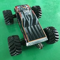 Buy cheap Metal Gear Off Road Electric RC Car / 4x4 Brushless RC Trucks For Children , from wholesalers
