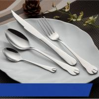 Details Of Nc 77 High Quality Stainless Steel Flatware Set