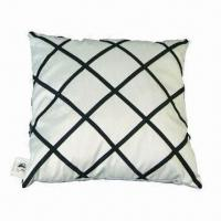 Best Embroidery cushion cover, made of faux silk wholesale