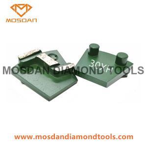Best Werkmaster Plug 'n Go Single S Seg Grinding Blades for Concrete Prep wholesale