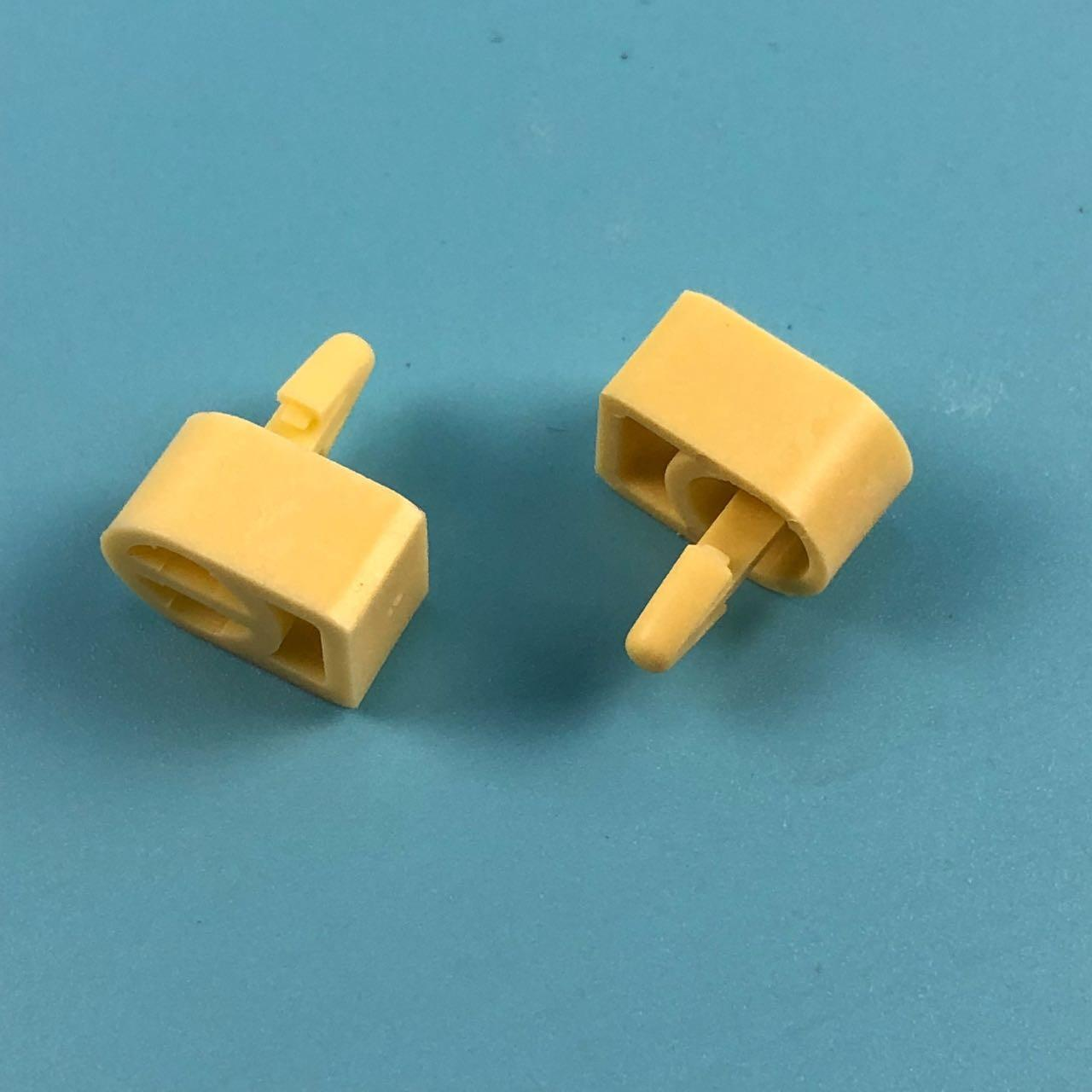 Best Yellow Color Wincor Atm Parts , CMD V4 Clamp Guide Pulley 1750053977-4 Original New wholesale
