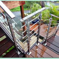 Cheap High Quality Modern Design Anti-rust Safty Rod Railing With Handrail for sale