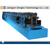 Best High Efficiency PLC Control Roller Material Gcr15 Quenching Storage Rack Rolling Forming Machine Servo Guiding Device wholesale