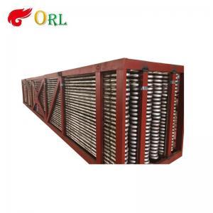 Best Natural Gas Oil Steam Boiler Super Heater , Boiler Superheater Coils ASTM wholesale