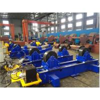 Quality Movable 60T Pipe Welding Rotator Stepless Speed for Circular Pipe Welding wholesale