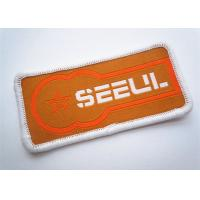 Cheap Eco Friendly Custom Clothing Patches No Slip Garment Accessories for sale