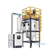 China High Capacity Pet Crystallizer Dryer Dehumidifier For Pharmaceutical Industries on sale
