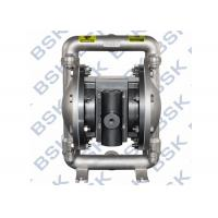 Best Pharmacy Chemicals Air Driven Diaphragm Pump Stainless Steel wholesale