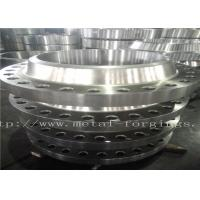 Best Duplex SS Flanges /  Stainless Steel Plate Flanges  Heat Treatment wholesale