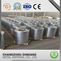Best Chromating / Oiled Zinc Coated Metal Sheet , 0.3mm Thickness Zinc Plated Steel Sheet wholesale