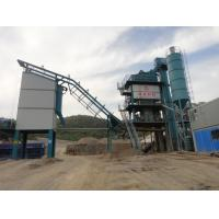 Best 50T Hot Aggregate Bin Asphalt Mixing Plant With Toledo Sensor Cold Riveting Technology wholesale