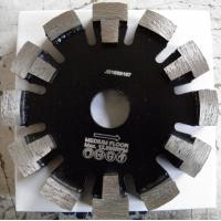 Best 120mm Tuck Point Diamond Blades For Abrasive Material HS Code 8202391000 wholesale