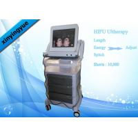 Best Skin tightening / lift Equipment HIFU Face Lifting Machine With Touch Screen wholesale