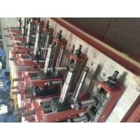 Quality Home Gas Transportation Pipe Roll Forming Machine 0.3mm Wall wholesale
