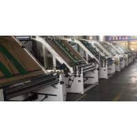 Best 6.8T High Speed Flute Laminating Machine Automatically 13KW Power wholesale