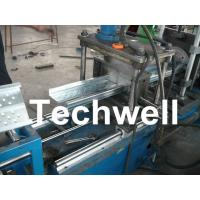 Cheap C Purlin Forming Machine / Cold Roll Forming Machine with Gearbox Drive for for sale