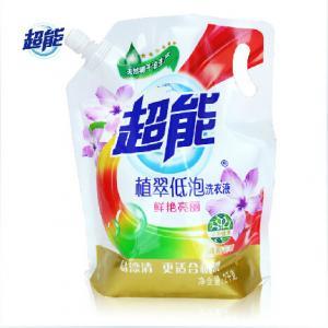 Best Laundry detergent stand up spout pouch filling machine wholesale