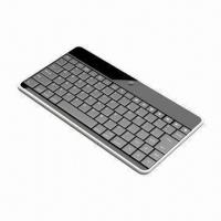 Best Bluetooth Keyboard for iPad/iPhone, with 84 Keys, 17 Pad Hot Keys, Measures 242 x 126.5 x 7mm wholesale